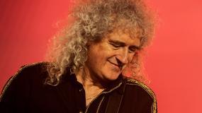 Brian May zaprasza na swój krakowski koncert