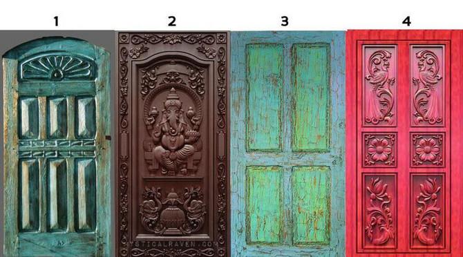 Koja vrata vi birate?