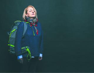 'Ten sam dzień, ta sama góra, 25 lat później'. Wywiad z Ewą Berbeką, wdową po himalaiście Macieju Berbece