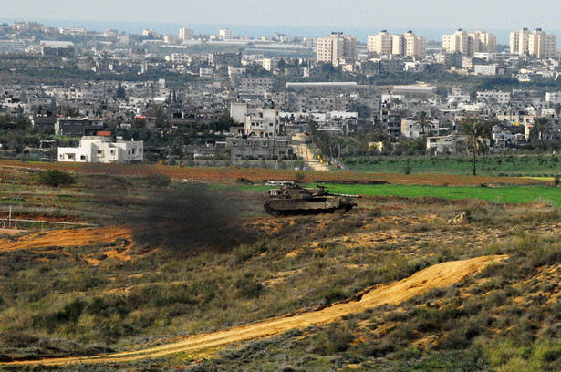Strefa Gazy, Palestyna, Izrael