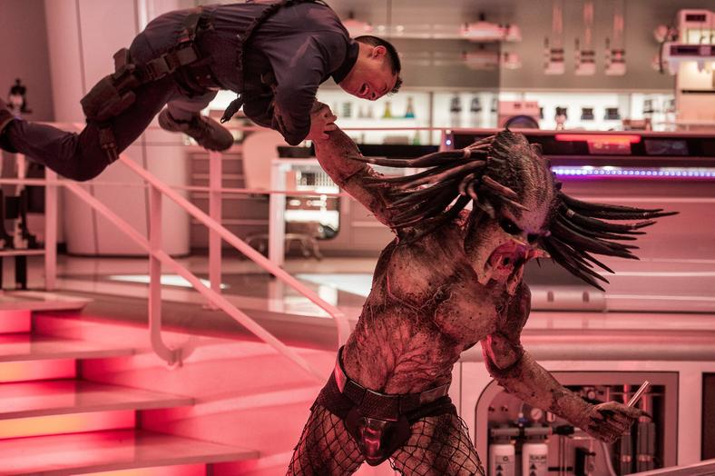 "6. ""The Predator"" — $40.4 million*"