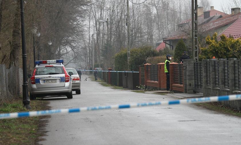 Do zbrodni doszło 30 marca w Rudniku nad Sanem na spokojnym osiedlu domków jednorodzinnych.