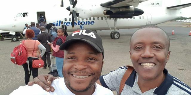 Maina Kageni throws his weight behind Jalang'o's bid to become Lang'ata MP in 2022   Pulselive Kenya