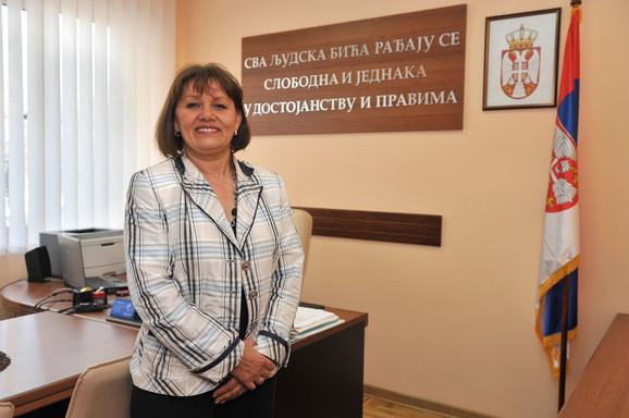 Nevena Petrušić, poverenica za ranopravnost