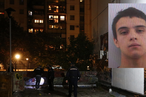 HAPŠEN SA HRVATSKIM HULIGANIMA Ovo je NAVIJAČ PARTIZANA koji je upucan večeras na Novom Beogradu