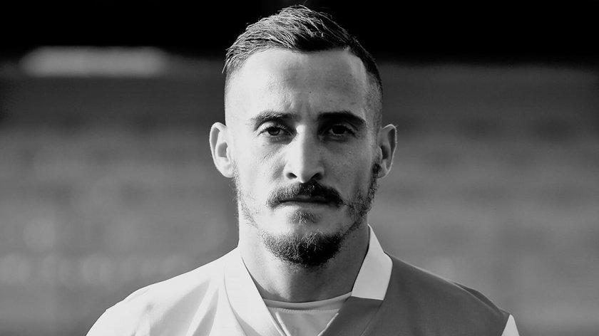Piłkarz Filippo Viscido nie żyje. 31-latek popełnił samobójstwo