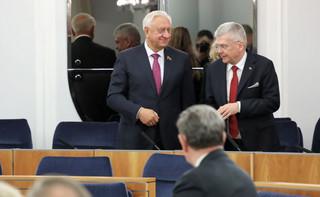 Karczewski: PiS wsłuchuje się w głosy obywateli - nie tylko tych grup, które protestują
