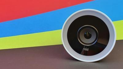 Nest Cam IQ im Test: Outdoor-Kamera mit Personenerkennung