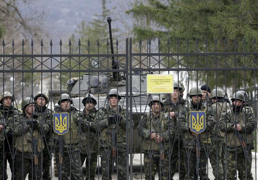 Wysłannicy Putina na Ukrainie