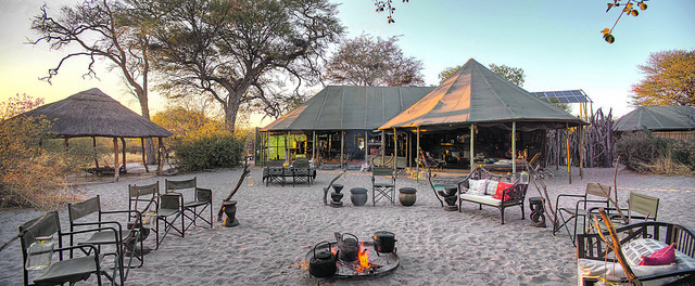 Safari kamp