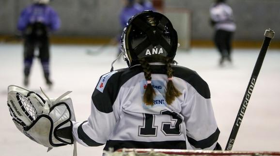 Hokej za devojčice