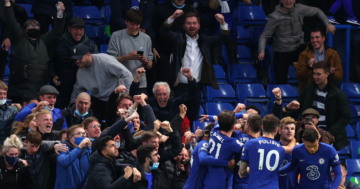 Stadion Chelsea dalej w przebudowie. Część fanów nie obejrzy ...