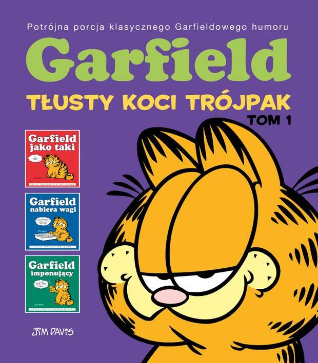 Komiksy Z Garfieldem Ponownie W Sprzedaży