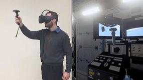 Astronauci NASA trenują w rzeczywistości wirtualnej