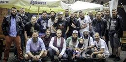 Brodacze w Katowicach! Zobacz jacy męscy!