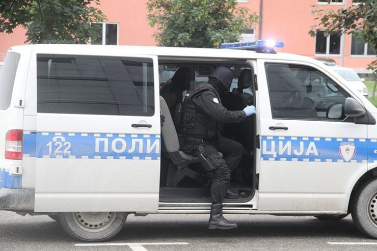Policija hapšenje ilustracija