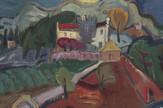 Ignjat Job, Lumbarda, 1933, SZPB