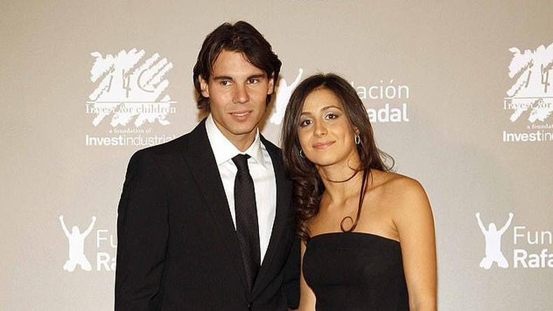 Image result for Rafael Nadal mery Perell