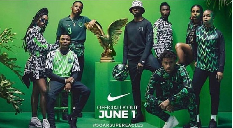 Nike to unveil new Super Eagles jerseys on February 5
