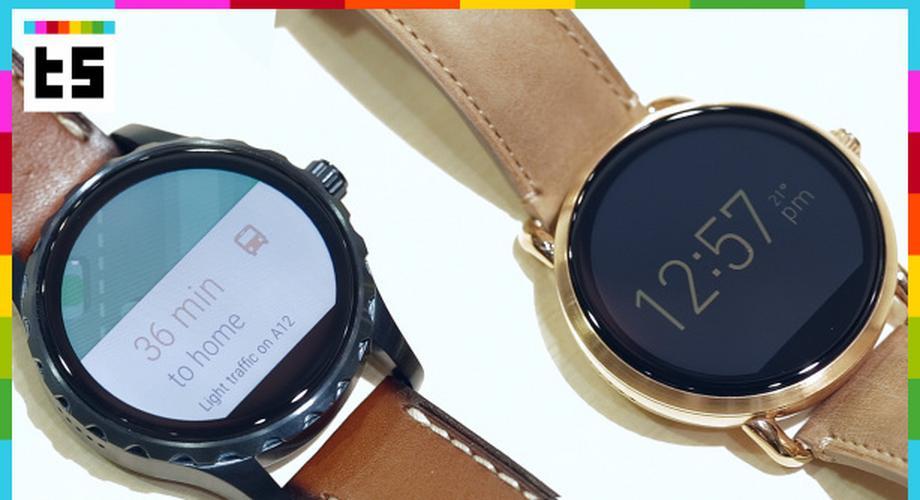 Hands-on: vier Smartwatches von Michael Kors und Fossil