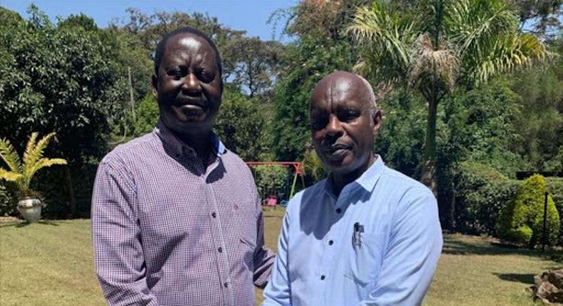 Former PM Raila Odinga, Makueni Governor Kivutha Kibwana to receive prestigious Africa Voice Achievers awards
