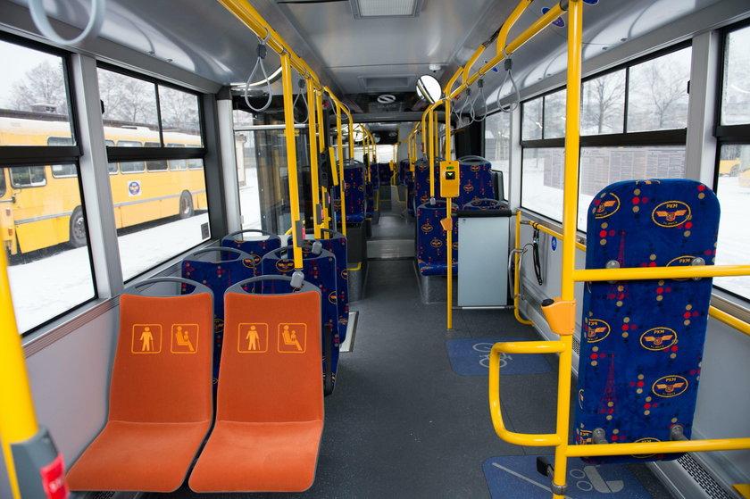 Mamy nowe autobusy