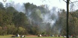 5 osób zginęło w wypadku helikoptera