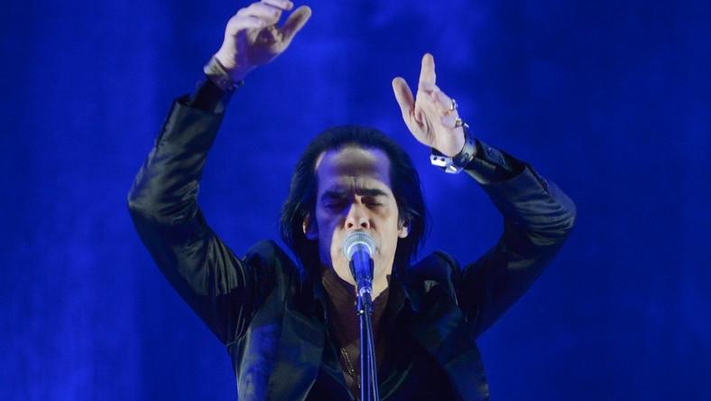 Nick Cave na Ope'erze w Gdyni