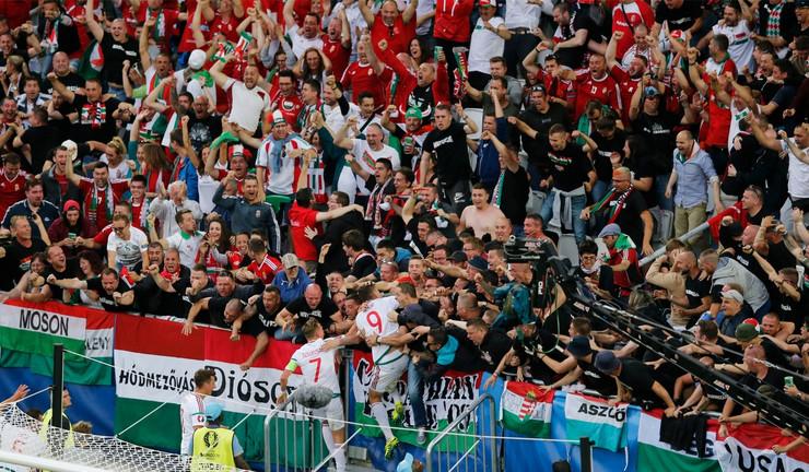 Fudbalska reprezentacija Mađarske