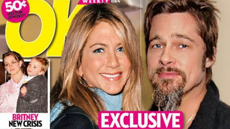 Brad Pitt wrócił do Jennifer Aniston?