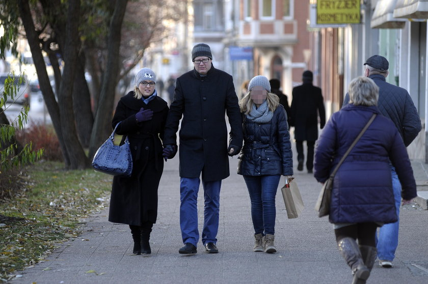 Paweł Adamowicz osierocił dwie córeczki