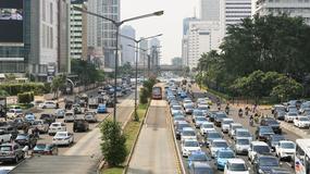 Dżakarta - najbardziej zakorkowane miasto świata?
