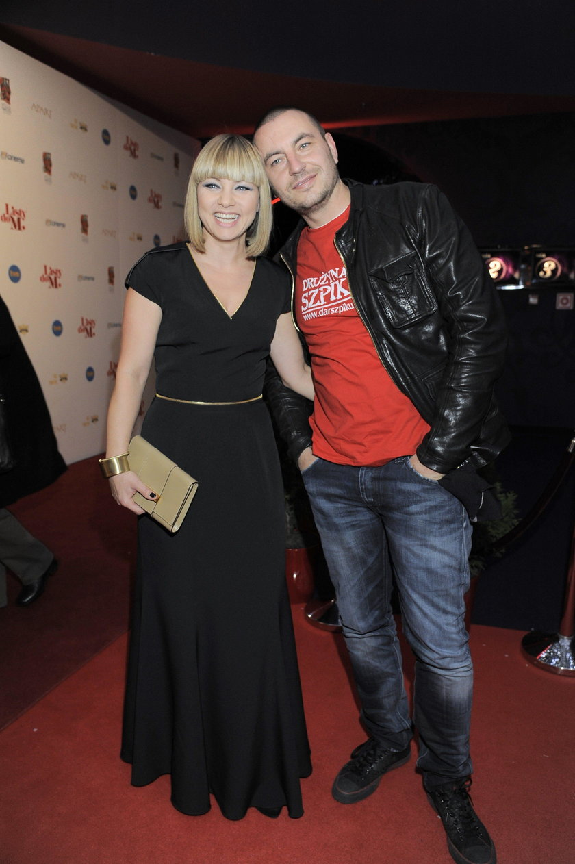 Katarzyna Bujakiewicz i Piotr Maruszewski