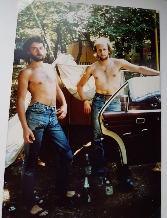 Dva prijatelja na letovanju u Bugarskoj