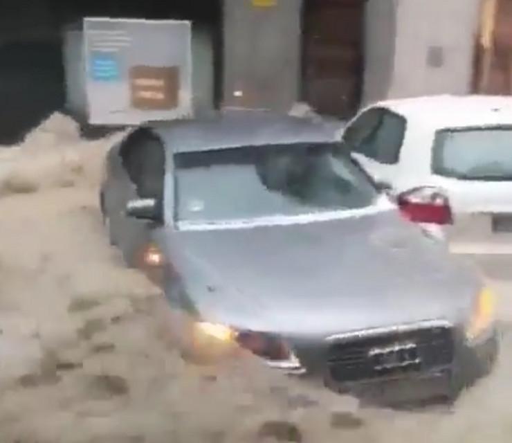 Madrid poplava