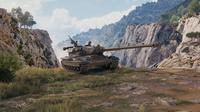 08 World of Tanks - Screenshot: 60TP Lewandowskiego 3