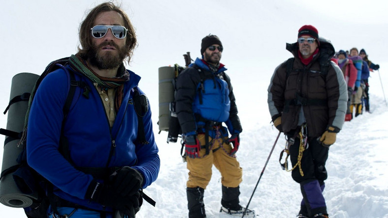 """Everest"" - kadr z filmu"