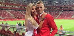 Śliczna Ukrainka zawróciła w głowie polskiemu piłkarzowi