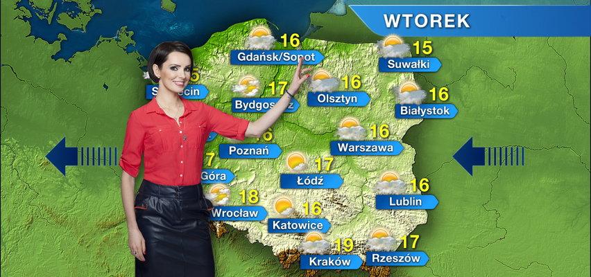 """Wpadka w trakcie prezentacji pogody: 221 stopni w Gdańsku. """"Chcą usmażyć Tuska"""""""