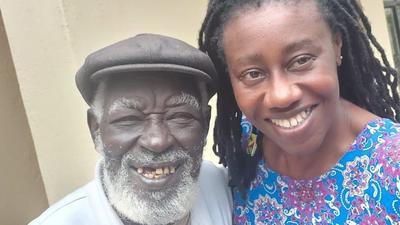 Wilbroda Mourns veteran actor Mzee Mathiokore