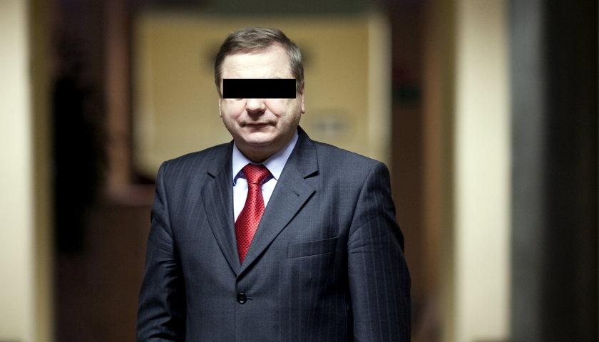 Ryszard M. (68l.) prezydent Zawiercia podejrzany o korupcję
