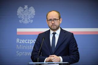 Przydacz z wiceszefami dyplomacji Litwy i Ukrainy o wyzwaniach migracyjnych