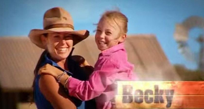 """Becky z """"Rolnik szuka żony"""""""
