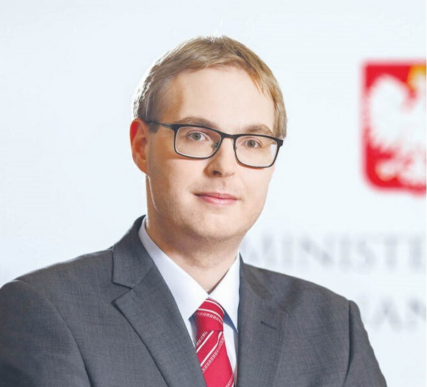 Jan Sarnowski, wiceminister finansów