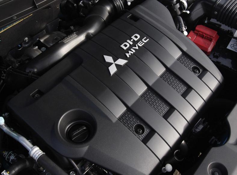 Mitsubishi outlander z nowym turbodieslaem w Polsce