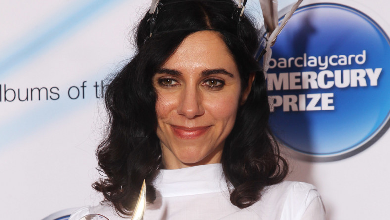 PJ Harvey (fot. Getty Images)