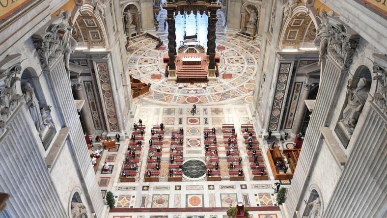 Bazylika Św. Piotra w Watykani