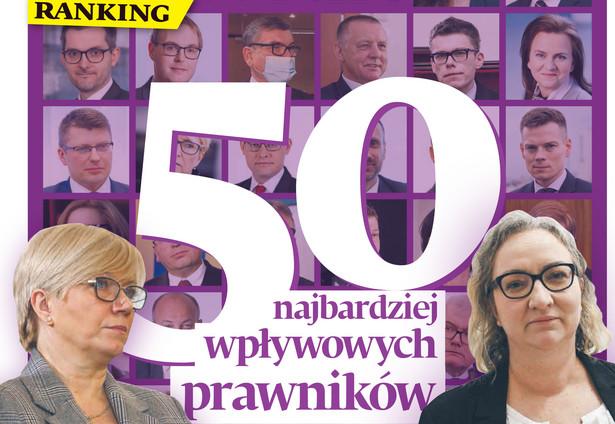 50 najbardziej wpływowych prawników 2020 ranking DGP