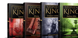 Stephen King: kolekcja książek mistrza grozy