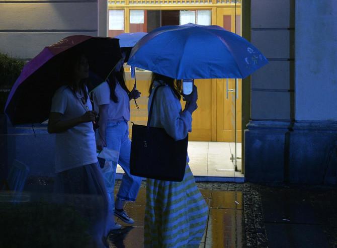 Mobilni i po kiši